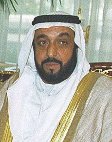 Khalifa bin Zayed Al Nahyan - Wikipedia, the free encyclopedia | Walk to Itaca | Scoop.it