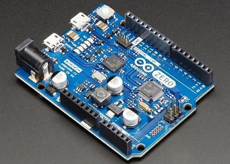Arduino Zero 32 bit Cortex M0 Arduino Arrives At Adafruit Store For $55 - Geeky Gadgets   Raspberry Pi   Scoop.it