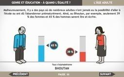 A quand l'égalité ? Un jeu UNESCO pour marquer les esprits | Remue-méninges FLE | Scoop.it