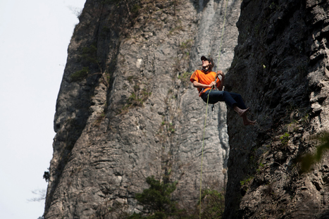 Extreme Athlete Dean Potter Dies in BASE Jumping Accident - NBCNews.com | CLOVER ENTERPRISES ''THE ENTERTAINMENT OF CHOICE'' | Scoop.it