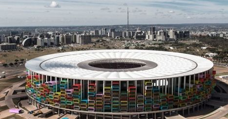 Two Architects Have an Amazing Plan for What to Do With Brazil's Soccer Stadiums | Sustain Our Earth | Scoop.it