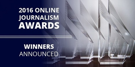 AJ+ news site has beenawarded 'General Excellence in Online Journalism' | New Journalism | Scoop.it