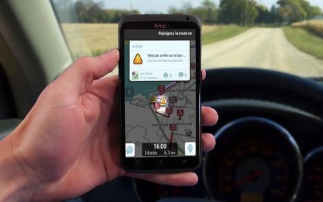 Tutoriel : Comment éviter les bouchons avec Waze | SandyPims | Scoop.it