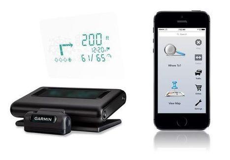HUD+ Garmin Head Up Navigacija za smartfon - NAVIGACIJA | Navigacija | Scoop.it