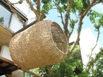 More Breezy, Tree-Hung Nests Inspired by Birds & Made for Humans   Vertical Farm - Food Factory   Scoop.it