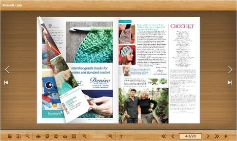Turn PDF to 3D Page Flip Book Freely Online | Make HTML5 Page Flip Books | Scoop.it