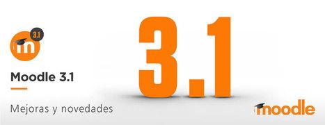Moodle 3.1: Mejoras y Novedades | elearning, moodle, mooc | Scoop.it