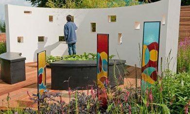 "How to build a sensory garden at your school | School Library ""basket"" | Scoop.it"