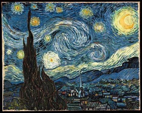 Starry Night | Digital Downloads | Scoop.it