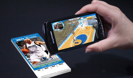 Qualcomm's Augmented Reality gets its game on with Dallas Mavericks - RCR Unplugged | Augmented Reality News and Trends | Scoop.it