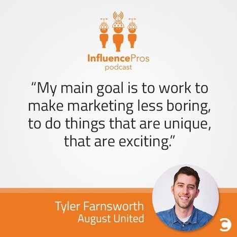 How to Build Unique Strategies for Creative Influencer Marketing | The Twinkie Awards | Scoop.it