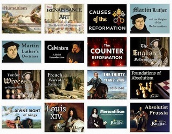 Dozens of Great PowerPoints for AP History Students & Teachers | Curriculum resource reviews | Scoop.it