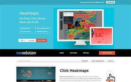 9 Best Heatmap Tools and Plugins for Your WordPress Site | WordPress Website Optimization | Scoop.it