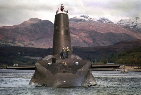 No safety issues on Trident, says Michael Fallon | My Scotland | Scoop.it