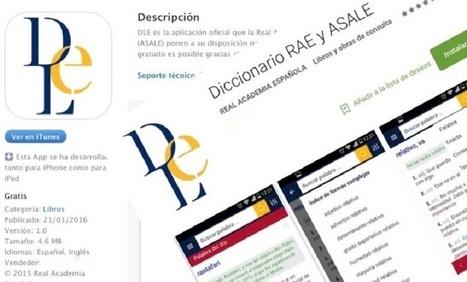 DLE, la nueva app de la RAE para móviles   Español para extranjeros   Scoop.it