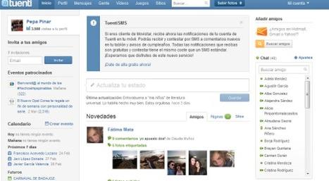 Uso de Tuenti como herramienta educativa | Experiencias y buenas prácticas educativas | Scoop.it