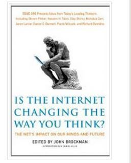 Is the Internet Changing the Way You Think? | Selected Reads | Technology & education | Scoop.it