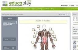 Educaplay. Plateforme d'activites educatives en ligne. | Les outils du Web 2.0 | Scoop.it