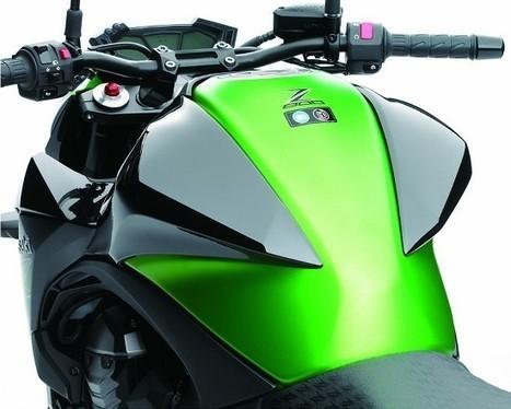 Les poignées pour Kawasaki Z800 | accessoires motos | Scoop.it