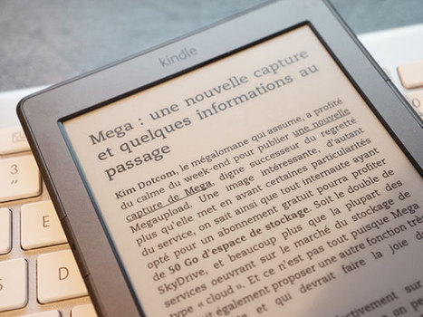 GÉNÉRER un ebook à partir de n'importe quel site web | Machines Pensantes | Scoop.it