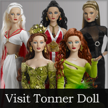 If You Want to Talk Dolls Join Us for #dollchat on Twitter | The Tonner Blog | Fashion Dolls | Scoop.it