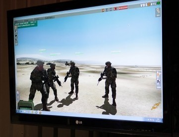 Virtual Gaming = Military Training | Armed with Science | Distance Ed Archive | Scoop.it