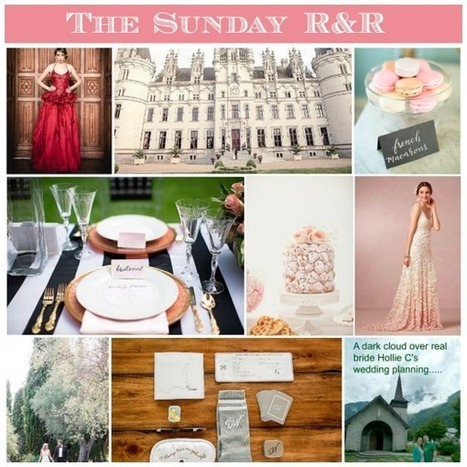 French Wedding Style - The Sunday R&R | French Wedding Inspiration | Scoop.it