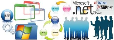 NET development is a very popular framework these days « .NET Programmers | NET Programmers | Blog | Scoop.it