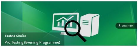 Software Testing Training - Evening Program | TalentSprint | Software Training | Scoop.it