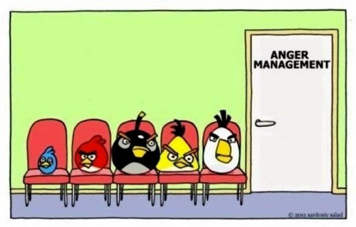 Anger Management | Baie d'humour | Scoop.it
