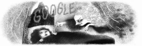 Sheridan Le Fanu's 200th Birthday: Google Doodle - Doodle 4 Google Today | SEO Traffic Engine | Scoop.it