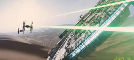 REVIEW: Star Wars: The Force Awakens - JJ Abrams brings the prodigal home - Premier Christianity | Classic & New TV Shows & Films | Scoop.it