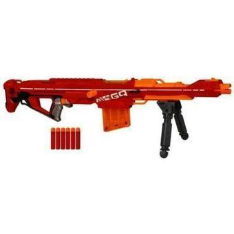 Nerf N-Strike Elite Centurion Blaster   Outdoor Games for ages 8 YEARS & UP   Hasbro   Atticus   Scoop.it