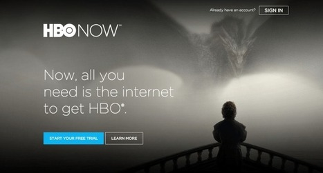 HBO Now launches on Android mobile devices and Amazon's Fire tablets ... - VentureBeat | television | Scoop.it