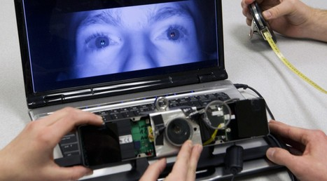 Eye tracking is the future of high-speed, maximum accuracy input   ExtremeTech   Engineering The Cure   Scoop.it