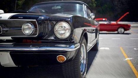 Américaines : Pony Cars et Muscle Cars - | Voitures anciennes - Classic cars - Concept cars | Scoop.it