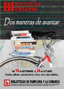 La campaña de las Bibliotecas a favor de las bicicletas ofrece esta semana conferencias, cine y exposiciones | Ordenación del Territorio | Scoop.it