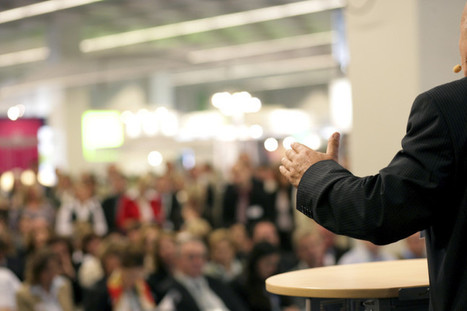 Six Psychological Secrets to Public Speaking | With My Right Brain | Scoop.it