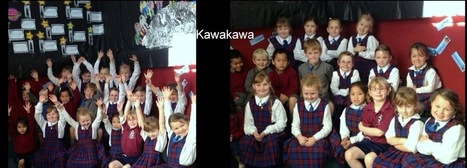 Kawakawa: We wrote stories about what we would love rain to be made out of. We dressed up in Miss Jackson's gumboots, a rain jacket and held an umbrella. Come in and read our amazing writing. | Blogs at St Joseph's | Scoop.it
