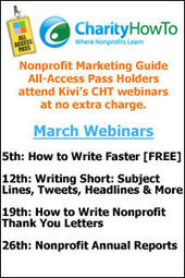 Mixed Links for Nonprofit Marketers and Fundraisers   In-Bound Marketer & Business Unbound   Scoop.it