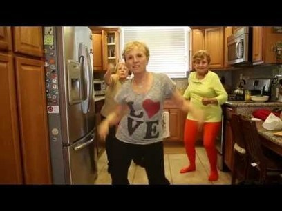Golden Sisters Do The Nae Nae, Those Old Bats Can Move (Video) - Business 2 Community | Digital-News on Scoop.it today | Scoop.it