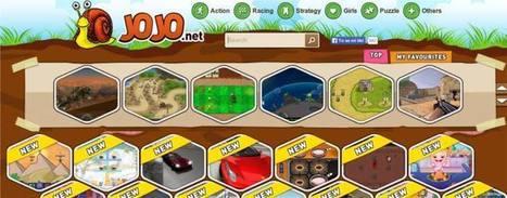 JoJo.net   Excelente recopilatorio de juegos gratis para navegadores web   Aprender en gerundio   Scoop.it