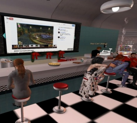 Machinima 2015 for ISTE15! | 3D Virtual-Real Worlds: Ed Tech | Scoop.it