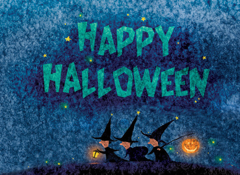 65+ Free Spooky and Fun Halloween Wallpapers For Desktop | EntertainmentMesh | Scoop.it