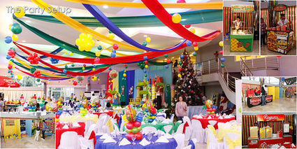 Kids Birthday Party Supplies - What Is Needed For A Great Party   Holland Party Hire   Scoop.it