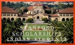 Stanford University Scholarships for Indian Students for MBA | GMAT | Educational Help Desk !! | Scoop.it
