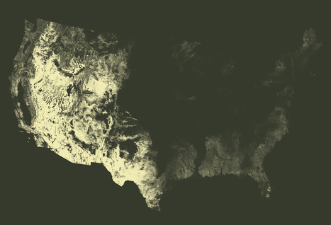 Map quiz: How well do you know the American landscape? | Geography Education | Scoop.it