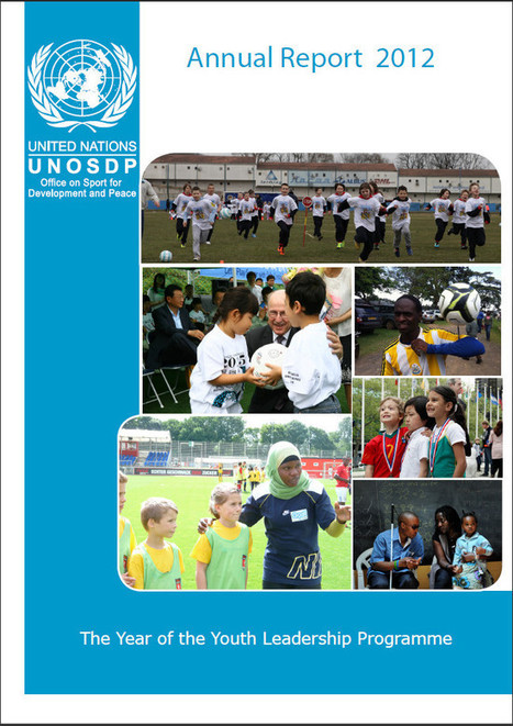 United Nations Sport for Development and Peace - Home   Physical Education Sally   Scoop.it