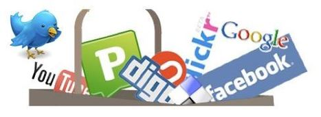 25 Awesome Social Media Tools for Education - teacherwithapps | Education | Scoop.it
