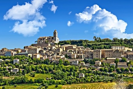 "Le Marche inside the ""Italy 2016: Best of Italy Tourism"" by Tripadvisor 